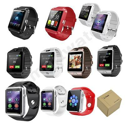 2016 Hot DZ09 GT08 U8s Bluetooth Smart Watch Phone For Android iPhone Samsung LG