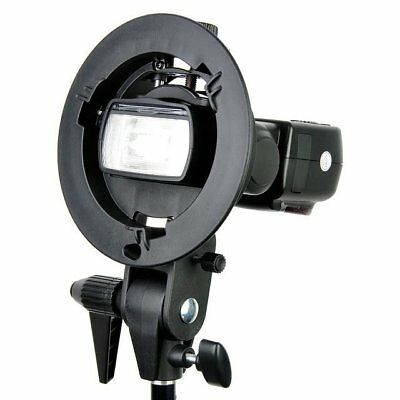 Godox S-Type Bracket Bowens S Mount Holder for Speedlite Softbox Camera Flash
