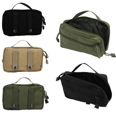 Outdoor Waterproof Tactical Bag Waist Fanny Pack Camping Military Army Pouch Bag