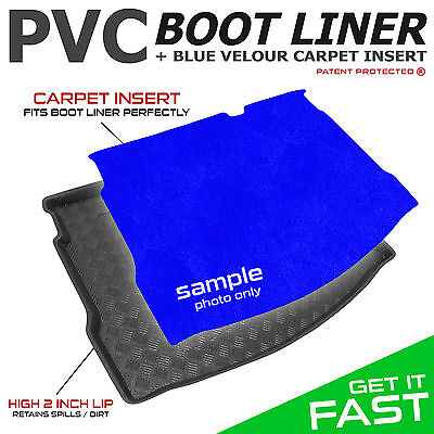Vauxhall SIGNUM since 2003+ Tailored PVC Boot Liner / Mat [BL]