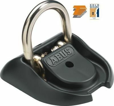Abus Wba 100 Granit Ground & Wall Anchor Motorcycle Anti Theft Security