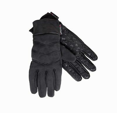 Extremities Womens Super Thicky Glove Black Small