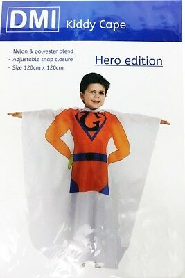 DMI Kiddy Cape - Hero Edition - Boys gown