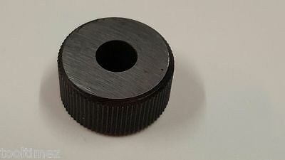 """HSS Knurling Wheel Replacement Spare Knurls For Lathe 3/4"""" Straight Fine Pitch"""