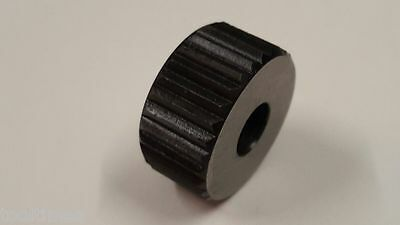 """HSS Knurling Wheel Replacement Spare Knurls Lathe 3/4"""" Straight Coarse Pitch"""