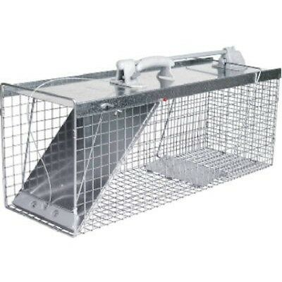 Woodstream 1085 Cage Trap, Easy Set