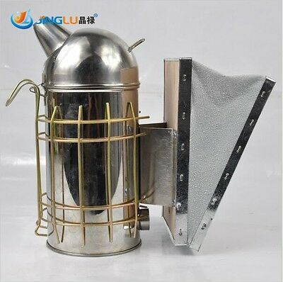 Beekeeping Supplies Stainless Steel Bee Smoker Beekeeping
