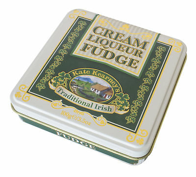 A Gift from Ireland Kate Kearney's Cream Liqueur Fudge in Tin 100g