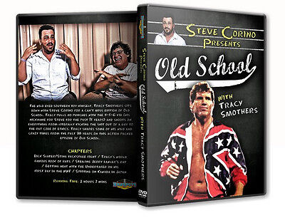 Old School with Tracy Smothers  DVD, NWA ECW WWE Memphis WWF Pro Wrestling TNA