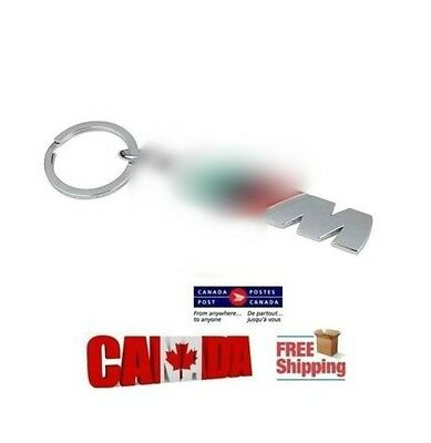 New keychain logo Metal Key Chain Ring for BMW M Series Decoration Gift