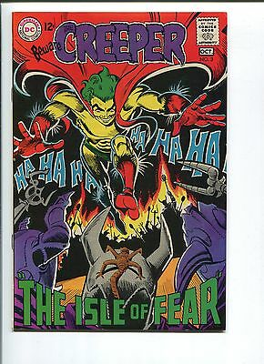 Beware The Creeper #3  9.0 Vf/nm  Ditko!  One Owner!  Nice Pages!   Cool Cover!