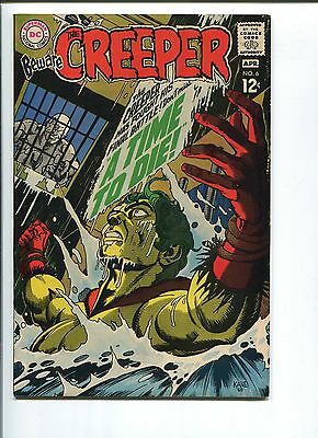 Beware The Creeper #6  9.0+ Vf/nm  Ditko!  One Owner!  Nice Pages!   Cool Cover!