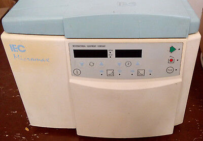 IEC MicroMax Benchtop Centrifuge W/ Rotor