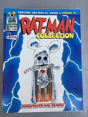 Rat-Man Collection N°10 - Dimenticati Dal Topo  - Marvel Italia