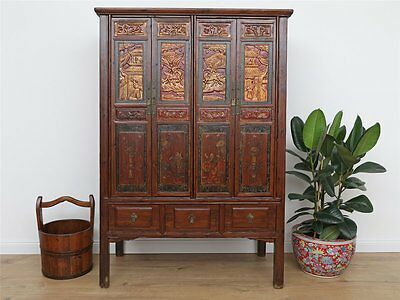 Wedding Cabinet Wardrobe File Cabinet Chinese Solid Wood China Asia DJ1706
