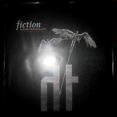 """DARK TRANQUILLITY Fiction (Expanded Edition) LP / Red Vinyl + 7"""" - Limited RSD"""