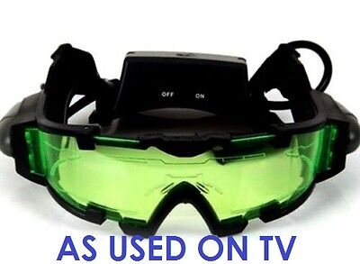 Ghost Hunting Night Vision Goggles Seeing In The Dark Paranormal Spirit Hunt Kit