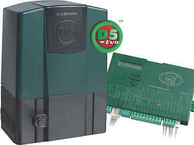 CentSys D5Evo - Domestic And Light-Industrial Sliding Gate Motor