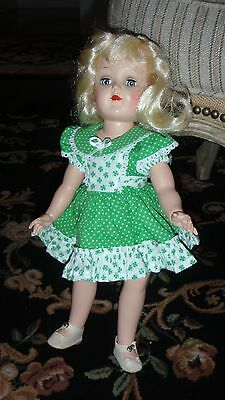 Ideal P-91 Toni Doll Blond Hair Excellent Condition