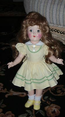 Ideal P-90 Toni Doll - gorgeous Brown Hair  = Excellent Condition