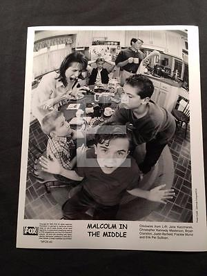 1999 Bryan Cranston Malcolm In The Middle Vintage Original TV Still Photo A48