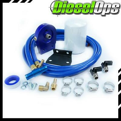 Diesel Ops Coolant Filter System for Ford Powerstroke 6.4L 2008-2010
