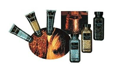 Horse Equine Twinkle Glitter Products - Polish, Oil And Body