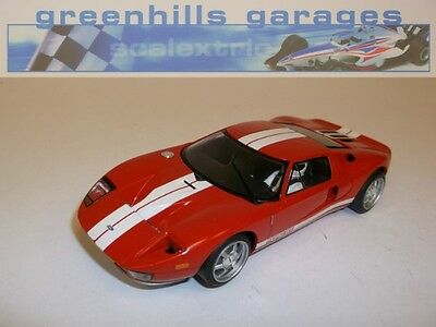 Greenhills Scalextric Ford GT C2661 Used - 18106  ##