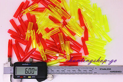 Hunting arrow nock arrow tail-crossbow arrow-Archery accessories-- 50PCS