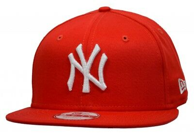 New Era Cappello Visiera Piatta Regolabile  New York Yankees 9Fifty