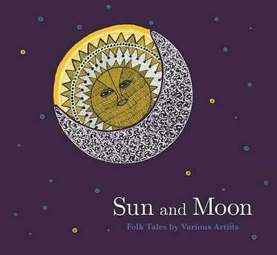 Sun and Moon by Artists Various Hardcover Book Free Shipping!