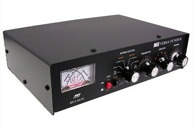 MFJ-941E HF 300W ATU with Cross Needles