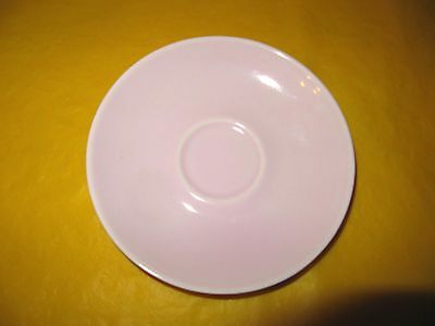 """BRANKSOME PINK SAUCERS dia 5.5"""" ,used  (0.2/16A)"""