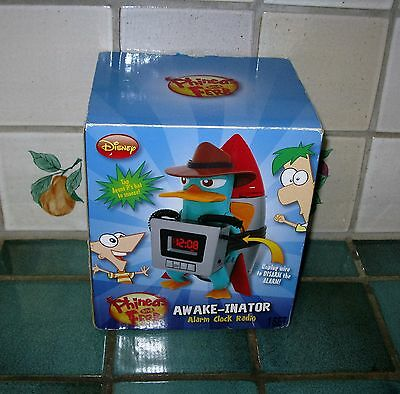Phineas And Ferb Awake-Inator Disney  (New In Box)