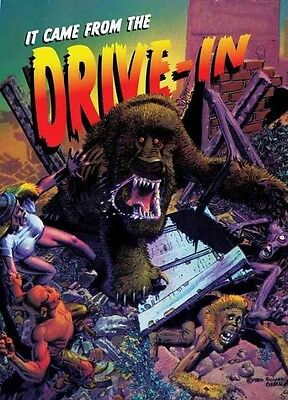 It Came from the Drive-In by Norman Partridge Paperback Book (English)