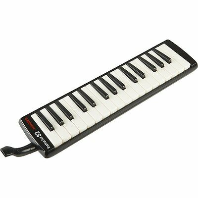 New Hohner Melodica Instructor 32B Black 32