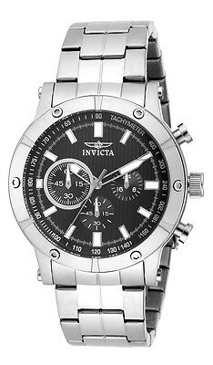 Invicta Specialty 18161 Mens 46.5mm Stainless Steel Quartz Watch - Model 18161