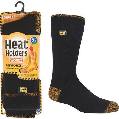 Grabber Performance Heat Holders Worxx Sock MW1012BY Unit: PAIR