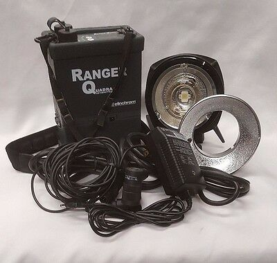 Elinchrom Ranger Quadra RX Power Pack w/ A-Head Kit