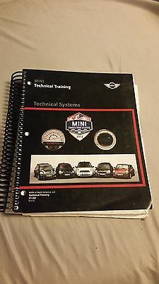 Mini Cooper Technical training book----TECHNICAL SYSTEMS
