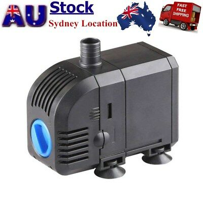 sunsun 2000L/H high-lift Adjustable Submersible Water Pump for Aquariums ponds