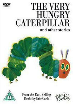Very Hungry Caterpillar and Other Stories - DVD Region 2 Free Shipping!