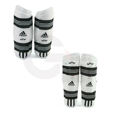 Adidas WTF Approved TAEKWONDO Sparring Gears Forearm,Shin Protector, Mouth Guard
