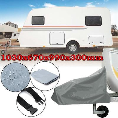 1M Caravan Tailer Towing Tow Hitch Cover Waterproof Rain Snow Dust Protecter Bag