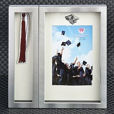 Graduation Tassel Picture Frame - Graduation Gifts / FC-12500