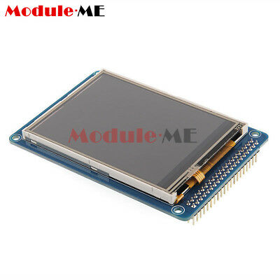 3.2 inch TFT LCD Module Display touch panel SD card 240x320 than 128x64 lcd MO