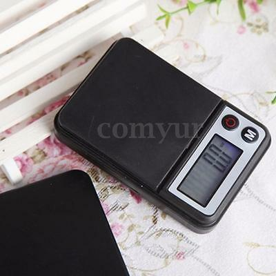 500g/0.1g Electronic Digital Precision Mini Pocket Jewelry Weighing Gram Scale