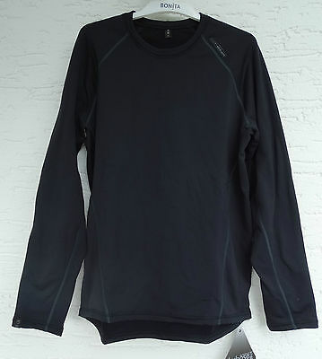 Fourth Element Drybase Herren L/S Top, schwarz Gr. XL