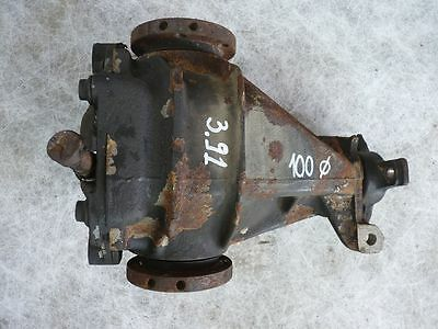 Mercedes W202 C-Class station wagon C180 differential ratio 3.91