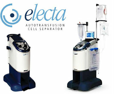 Dideco Electa Essential Concept Ref 75210 Autotransfusion System Cell Saver